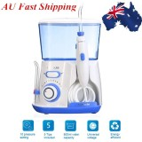 Spesifikasi Waterpulse V300 Water Jet Pick Flosser Oral Irrigator Teeth Cleaner Dental Care Blue Intl Not Specified