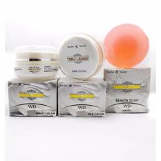 Review Toko Wd Cream Temulawak Premium Set Soap Day Cream Night Cream Lolos Bpom Dan Halal