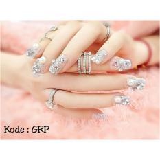 Toko Wedding Party Fake Nails Kuku Palsu Pernikahn Aksesoris Kecantikan Import Di Dki Jakarta