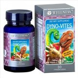 Wellnes Dynovite Child Multivitamin 30 Tablets Indonesia Diskon 50
