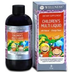 Toko Wellness Children S Multi Liquid 240 Ml Multivitamin Anak Penambah Nafsu Makan Anak Daya Tahan Tubuh Anak Wellness Di Jawa Timur
