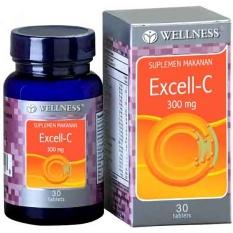Ulasan Mengenai Wellness Excell C 300Mg 30 Tablet Untuk Imunitas