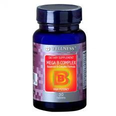 Jual Wellness Mega B Complex 30 S Antik
