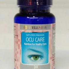 Harga Wellness Ocucare Vitamin Mata Wellness