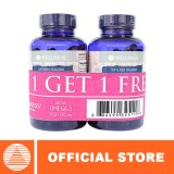 Dimana Beli Wellness Omega 3 1000 Mg 75 Softgels Buy One Get One Free Wellness