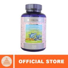 Beli Wellness Squamega 100 Softgels Wellness Dengan Harga Terjangkau