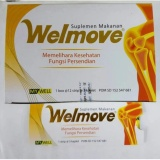 Jual Welmove Kaplet 12 Strip 5Kaplet Suplemen Persendian Nutrisi Persendian Obat Multivitamin Tulang Branded