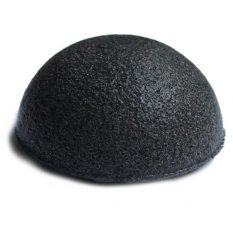 Review Welove Konjac Sponge Charcoal Arang Bambu Welove