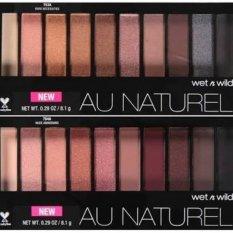 Harga Wet N Wild Au Natural Palette Bare Necessities Makeup Eyeshadow Kecantikkan Online Banten