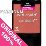 Jual Cepat Wet N Wild Color Icon Blush Mellow Wine 328B