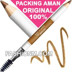 Spesifikasi Wet N Wild Color Icon Brow Pencil Ginger Roots Wet N Wild Terbaru