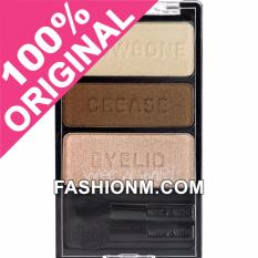 Review Wet N Wild Color Icon Eyeshadow Trio Walking On Eggshells
