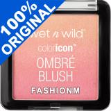 Harga Wet N Wild Color Icon Ombre Blush The Princess Daiquiries Wet N Wild