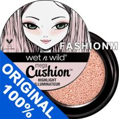Review Tentang Wet N Wild Megacushion Highlight Who S That Pearl 103A