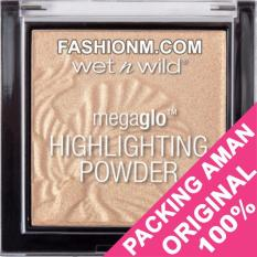 Wet N Wild Megaglo Highlighting Powder Golden Flower Crown 333B Promo Beli 1 Gratis 1