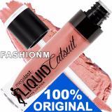 Spesifikasi Wet N Wild Megalast Liquid Catsuit Matte Lipstick Nudist Peach 921B Bagus
