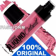Spesifikasi Wet N Wild Megalast Liquid Catsuit Matte Lipstick Pink Really Hard 923B