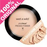 Promo Wet N Wild Photo Focus Pressed Powder Neutral Buff Murah