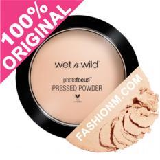 Jual Wet N Wild Photo Focus Pressed Powder Neutral Buff Satu Set