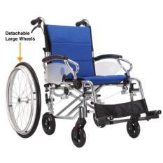 Wheelchair88-Kursi Roda Manual Lipat Modern