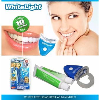 White Light Whitelight Pemutih Gigi Harga Rendah Kesehatan