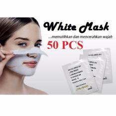 Toko White Mask Masker Pengangkat Komedo 50 Pcs Prime Dki Jakarta