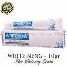White-Neng Skin Whitening Cream BPOM Krim Wajah Penghilang Flex dan Noda Hitam Muka Cerah Putih Glowing BPOM - 10gr