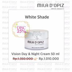 Diskon Produk Mila D Opiz White Shade Vision Day Night Cream 50Ml
