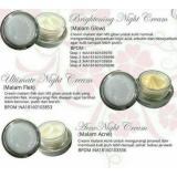 Harga Whitening Night Cream Ms Glow By Cantik Skin Care Original