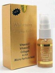 Whitening Serum Gold Gratis Naturgo Masker Lumpur 1 Pcs Murah