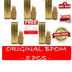 Whitening Serum Gold Hanasui ORIGINAL BPOM  NA - 5 Pcs