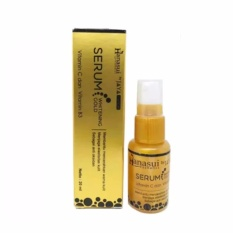 Hanasui Whitening Serum Gold Original - 1 pcs