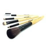 Harga Whiz Bobbi Brown Travel Cosmetic Makeup Brushes Set 5 Brushes Whiz Online