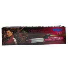 Wigo 2 in 1 Professional Multi Function Curling Iron W-818 - Alat Catokan dan Pengeriting  Rambut - Pink