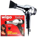 Beli Wigo Taifun Europe Hair Dryer Germany Ionic Anti Static 1000 Watt Spesial Salon Silver Online