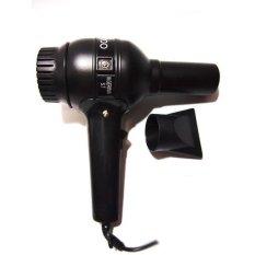 Wigo Taifun1100 HairDryer 1000W - Pengering Rambut - Hitam