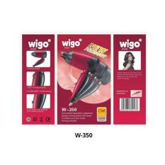 Harga Wigo W 350 Hair Dryer Merah Wigo