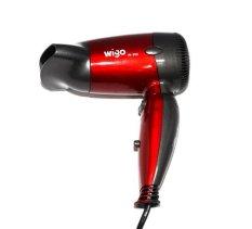 Wigo W-350 Hair Dryer Pengering Rambut - Merah