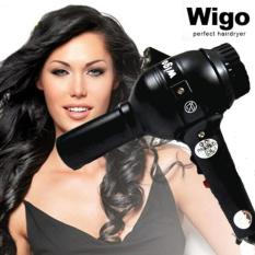 Ulasan Lengkap Wigo W 900 Hairdryer Profesional 2 Speed 2 Heating Setting