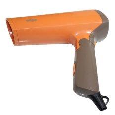 Jual Wigo W365 Pengering Rambut Portable Orange Di Bawah Harga