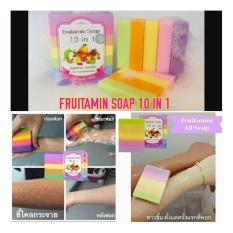 Promo Wink White Fruitamin Soap 10 In 1 100Gr Murah