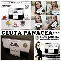Wink White - Panacea / Pancea 100% Asli Double Hologram Suplemen Pemutih - 30 Kapsul