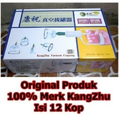 Spesifikasi Winnia Alat Bekam Kangzhu Isi 12 Kang Zhu 12 Kop Kz12 Beserta Harganya