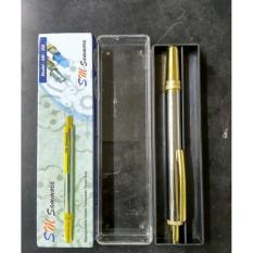 Harga Winnia Lancing Device Pen Bekam Stainless Auto Klik Sammora Sm 258 Yg Bagus