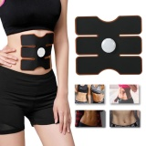 Toko Wireless Ems Muscle Training Gear Arm Abdominal Abs Fitness Pad Body Shaper Black Intl Yang Bisa Kredit