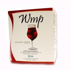 Wmp Hwi Original Minuman Pelangsing - 15 Sachet Slimming Juice By Beauty Lover.