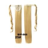 Spesifikasi Wanita Klip Di Ekor Kuda Pony Ekor Rambut Yg Baik