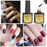 Wanita Ibcccndc Matt Top Coat Uv Diamond Nail Gel Polish Primer Seni Hias Kuku Internasional Asli