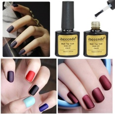 Toko Wanita Ibcccndc Matt Top Coat Uv Diamond Nail Gel Polish Primer Seni Hias Kuku Internasional Tiongkok