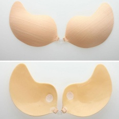Review Wanita Silicone Self Push Up Strapless Mangga Invisible Bras Waterproof Abcd Intl Tiongkok